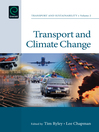 Transport and Climate Change (eBook)