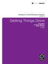 Getting Things Done (eBook): Practice in Critical Management Studies