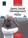 Sport, Social Development and Peace (eBook)