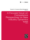 A Focussed Issue on Competence Perspectives on New Industry Dynamics (eBook)