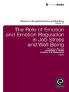 The Role of Emotion and Emotion Regulation in Job Stress and Well Being (eBook)