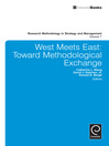 West Meets East (eBook): Toward Methodological Exchange