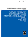 Annual Review of Comparative and International Education 2013 (eBook)