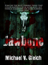 Jawbone (eBook)