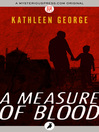 A Measure of Blood (eBook)