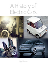 History of Electric Cars (eBook)