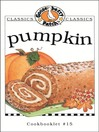 Pumpkin Cookbook (eBook)
