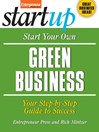 Start Your Own Green Business (eBook)