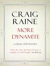 More Dynamite (eBook): Essays 1990-2012