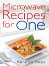 Microwave Recipes for One (eBook)