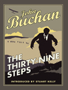 The Thirty-Nine Steps (eBook): Richard Hannay Series, Book 1