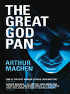 The Great God Pan (eBook)