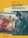 Letters of Frances Hodgkins (eBook)