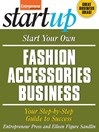 Start Your Own Fashion Accessories Business (eBook)