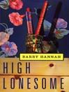 High Lonesome (eBook)