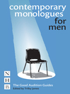 Contemporary Monologues for Men (eBook)