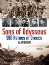 Sons of Odysseus (eBook): SOE Heroes in Greece