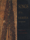 Songs of a Kaumatua (eBook): As Sung by Kino Hughes