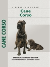 Cane Corso (eBook)