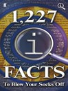 1227 QI Facts to Blow Your Socks Off (eBook)