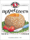 Appetizers Cookbook (eBook): Gooseberry Patch Series, Book 5