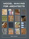 Model Making for Architects (eBook)