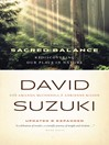 The Sacred Balance (eBook): Rediscovering Our Place in Nature