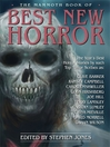 The Mammoth Book of Best New Horror 18 (eBook)