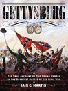 Gettysburg (eBook): The True Account of Two Young Heroes in the Greatest Battle of the Civil War