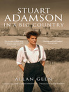 Stuart Adamson (eBook): In a Big Country