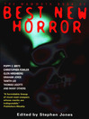 The Mammoth Book of Best New Horror 2002, Volume 13 (eBook)