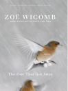 The One That Got Away (eBook): Short Stories