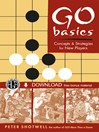 Go Basics (eBook): Concepts & Strategies for New Players