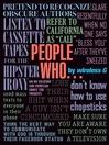 People Who... (eBook)