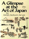 A Glimpse at the Art of Japan (eBook)