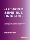 An Introduction to Sensible Drinking (eBook)