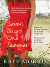 Seven Days One Summer (eBook)