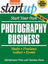 Start Your Own Photography Business (eBook)