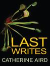 Last Writes (eBook)