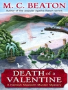 Death of a Valentine (eBook): Hamish Macbeth Mystery Series, Book 26