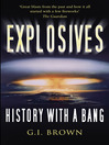 Explosives (eBook): History With a Bang