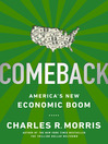 Comeback (eBook): America's New Economic Boom