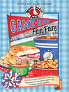 Game Day Fan Fare Cookbook (eBook)