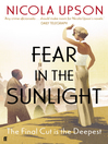 Fear in the Sunlight (eBook): Josephine Tey Series, Book 4