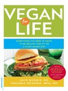 Vegan for Life (eBook): Everything You Need to Know to Be Healthy and Fit on a Plant-Based Diet