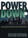 Powerdown (eBook): Options and Actions for a Post-Carbon World