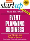 Start Your Own Event Planning Business (eBook)
