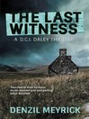 The Last Witness (eBook)