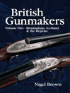 British Gunmakers, Volume Two (eBook): Birmingham, Edinburgh and the Regions