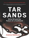 Tar Sands (eBook): Dirty Oil and the Future of a Continent